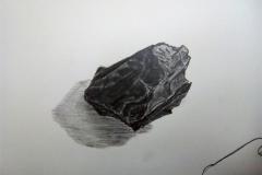 Dessin - La montagne, la roche - 2018 2019 - Atelier Botticelli03