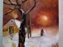 L'hiver d'après les petits Maïtres de la peinture du XIXe - stage février 2018