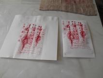 Cours de Lithographie - Thème Amsterdam - 2016 -02