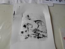 Cours de Lithographie - Thème Amsterdam - 2016 -05
