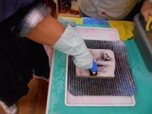 Cours de Lithographie - Thème Amsterdam - 2016 -17