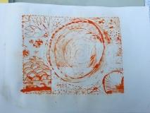 Lithographie - Haïku - 2016 201728