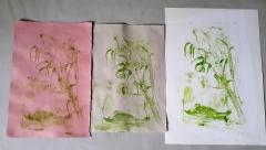 Lithographie - Haïku - 2016 201780